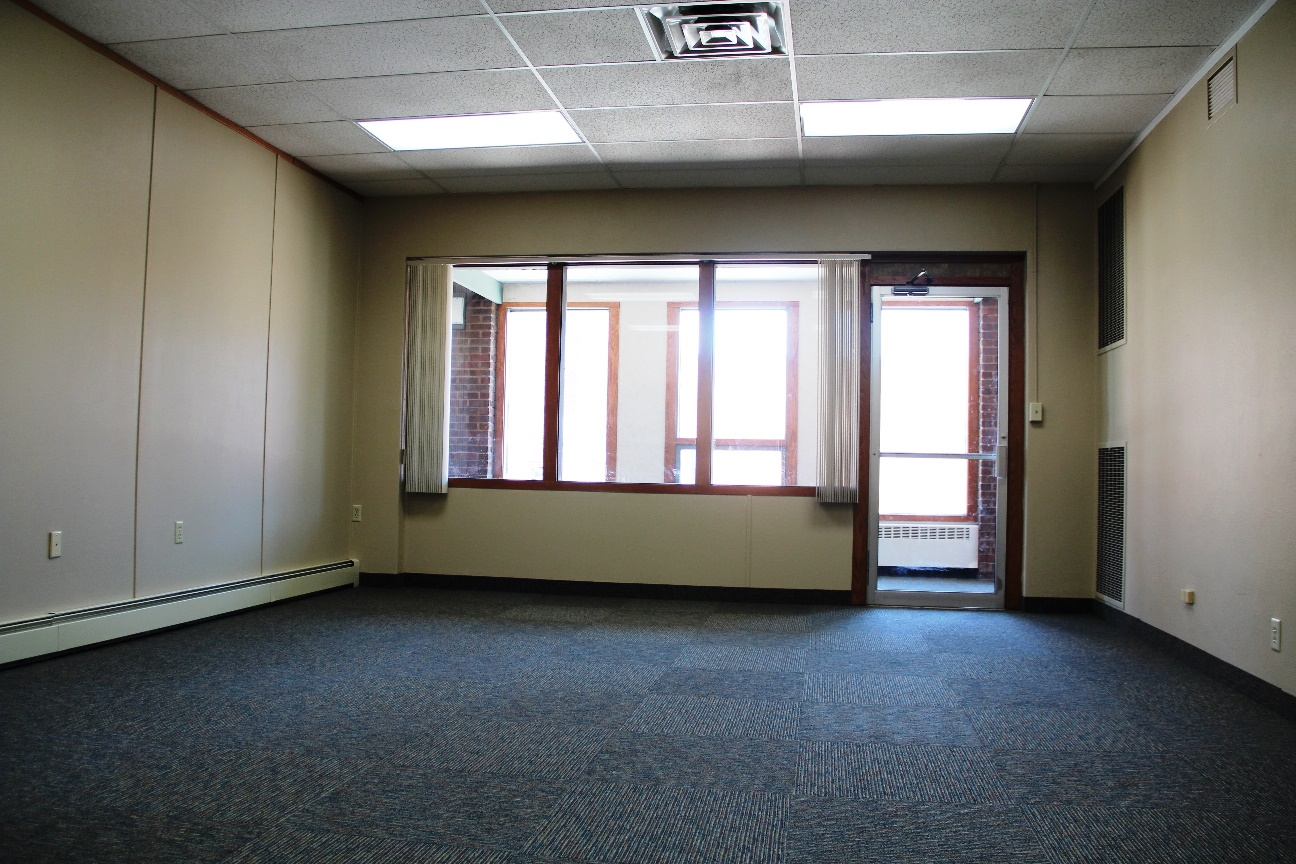Office space for lease in downtown mankato
